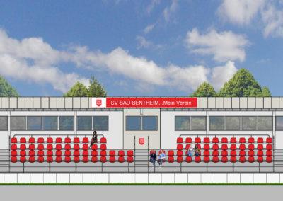 001 Tribüne SV Bad Bentheim